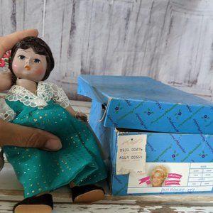 Madame Alexander Philippines 554 doll vintage